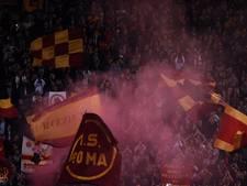 AS Roma niet vervolgd voor racistische fans