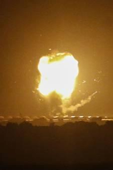 Israël bombarde Gaza après un tir de roquette