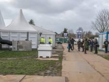 In GGD-priktenten in Malden en Tiel worden tot en met 28 maart 2.500 vaccinaties uitgesteld