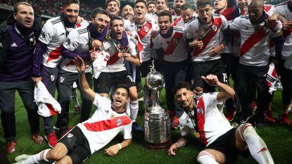 Eindelijk winnaar in Copa Libertadores: River Plate na verlengingen
