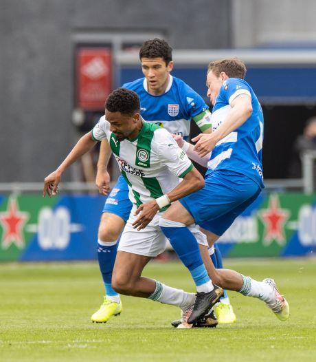 PEC Zwolle neemt met zege op FC Groningen afscheid van seizoen