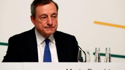 Europese Centrale Bank haalt 'bazooka' boven en verlaagt depositorente naar -0,5 procent