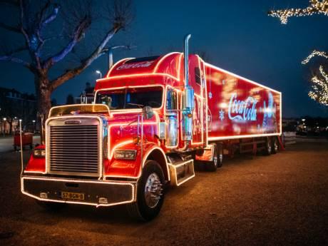 Coca Cola Kersttruck komt naar Apeldoorn en Rijssen