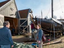 Noodlijdende Botterstichtingen Harderwijk en Elburg worden gehoord, maar harde beloftes blijven uit