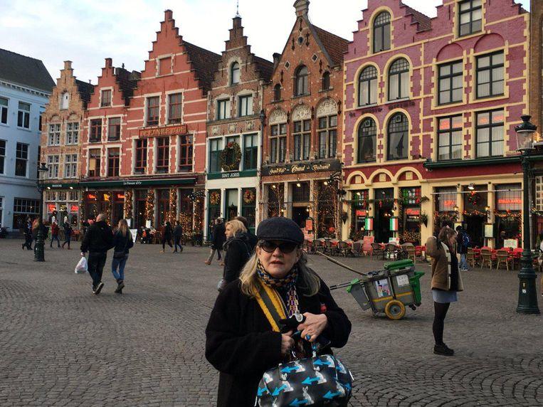 Fisher was vorige week nog in Brugge.