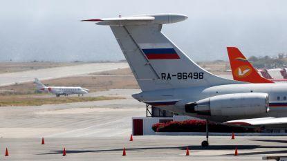 VS schorten alle vluchten op naar Venezuela