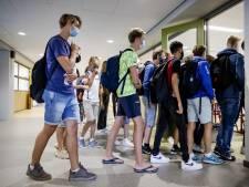 Middelbare scholen weer open: 'In de pauzes is de 1,5 meter afstand lastig te handhaven'