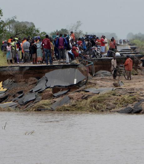 'Minstens 1000 doden door tropische cycloon Idai'