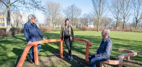 Nieuw troostrijk kunstwerk voor Kunstpark Vlissingen