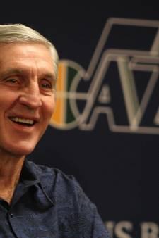 Legendarische Utah Jazz-coach Jerry Sloan overleden