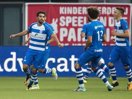 PEC Zwolle heeft Mokhtar terug voor topper met 'meedogenloos' PSV