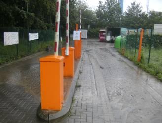 Afval door waterschade mag gratis naar containerpark, na kuisbeurt containerpark