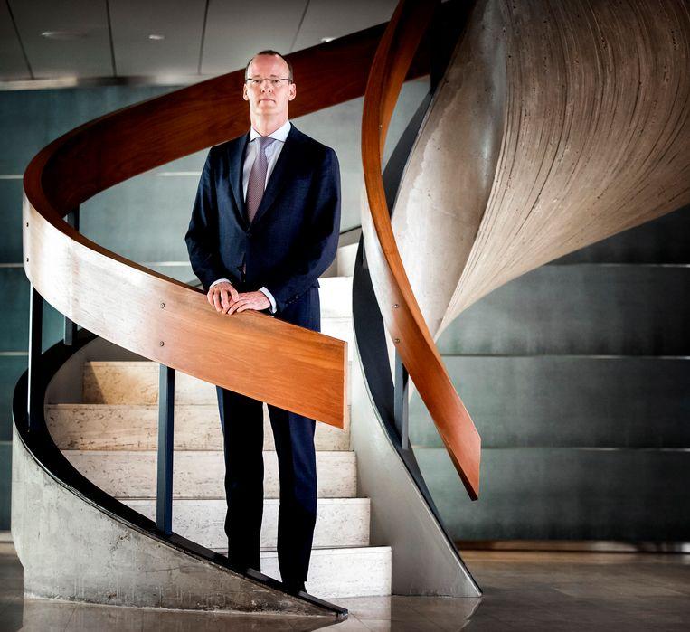 Klaas Knot, president van De Nederlandsche Bank.  Beeld Hollandse Hoogte /  ANP
