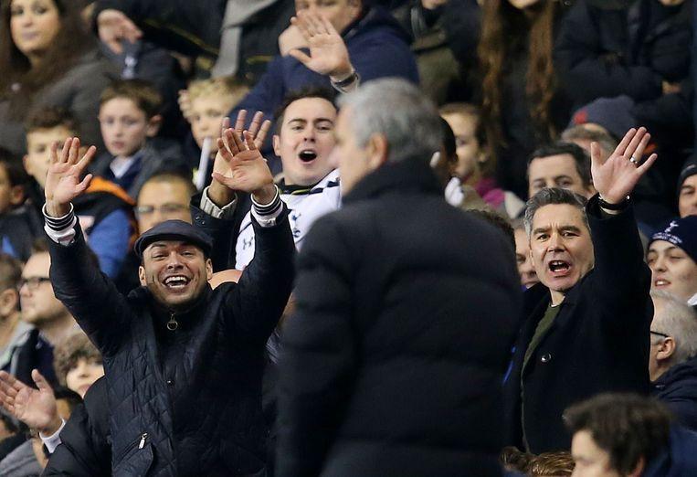 Voor Mourinho werd het een start van 2015 om heel snel te vergeten. Chelsea, eerder dit seizoen tien punten alleen op kop, moet Manchester City opnieuw naast zich dulden. Beeld PHOTO_NEWS