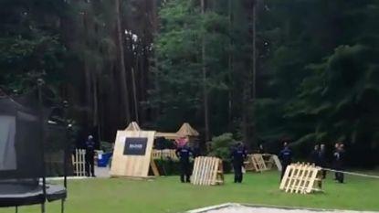 Privétuinfeest blijkt drugsparty: politie valt binnen met drugshonden in Oordegem