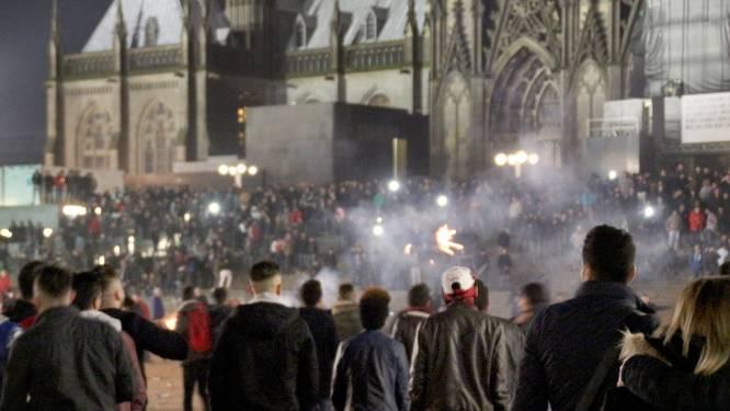"""Uit het geheime politierapport Keulen: """"Er hadden doden kunnen vallen"""""""
