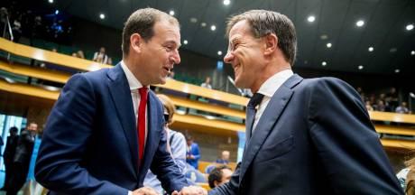 Asscher zag geen uitweg meer, regeren met Rutte kost hem alsnog de kop