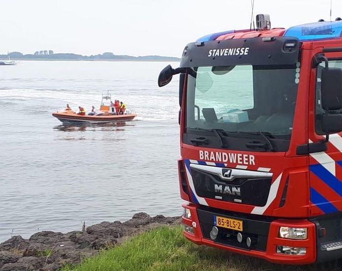 Nieuwe reddingsboot voor Brandweerpost Stavenisse