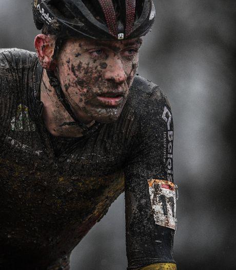 Belgisch kampioen Aerts heeft niet één maar vier ribben gebroken