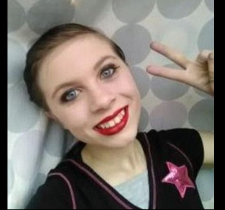 Katelyn Nicole Davis.