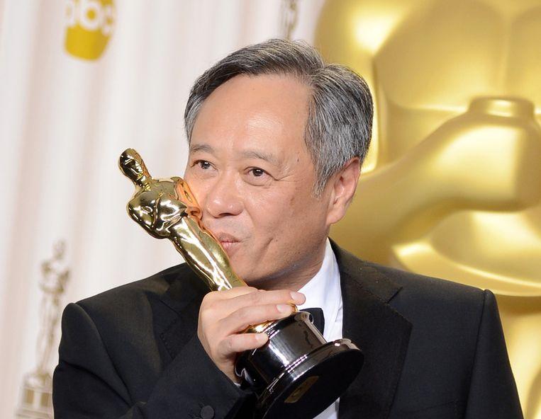 Ang Lee, Beste Regisseur met Life of Pi. Beeld GETTY