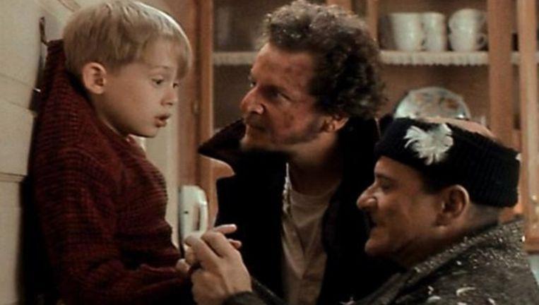 screenshot uit kerstfilm Home Alone