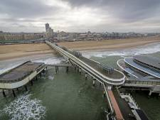 Reuzenrad wordt nieuwe publiekstrekker Scheveningse pier