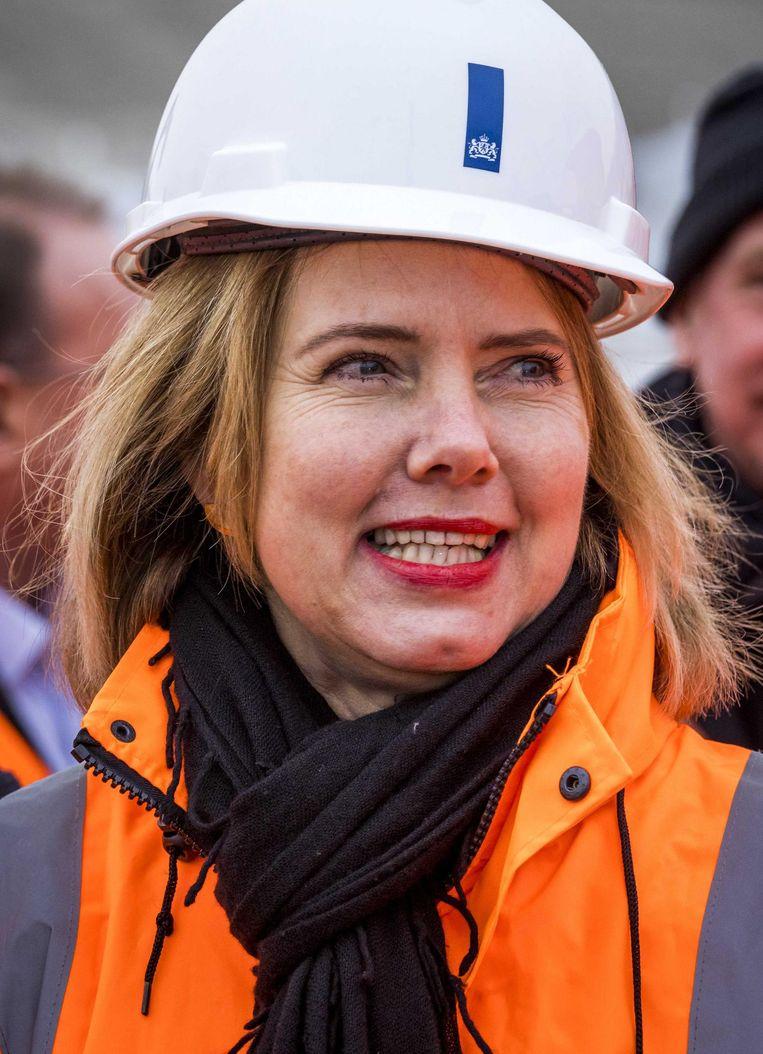 Minister Cora van Nieuwenhuizen Beeld anp
