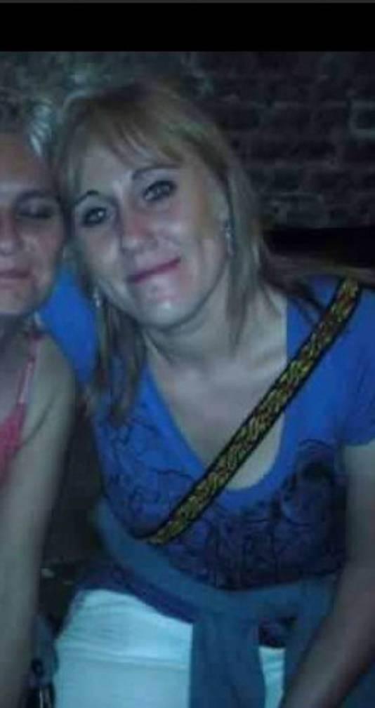 Slachtoffer Sandra Stompf.