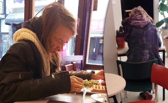 Het hof van beroep in Gent moest woensdag een laatste keer oordelen over enkele onbetaalde etentjes waarvoor de West-Vlaamse tafelschuimster Nadine W. werd vervolgd.