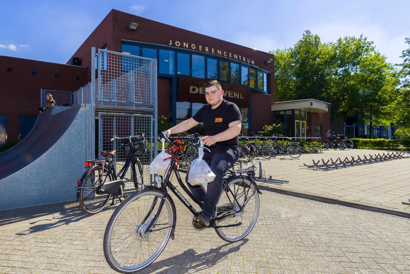 Jongerencentrum Tavenu in Waalwijk.
