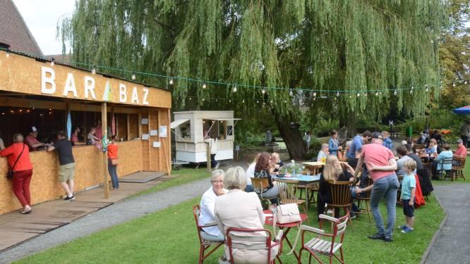 BARàBAZ pakt uit met nieuw concept: een tuin als Bühne voor reeks intieme concerten