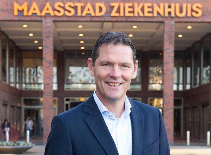 Peter Langenbach, bestuurder van het Maasstad Ziekenhuis