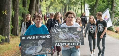 Demonstranten zijn eenmaal per jaar welkom bij eendenslachter Tomassen