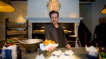 Sergio Herman opent ook in Brussel frituur