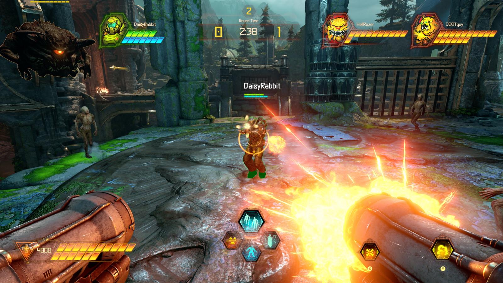 'Doom Eternal' is een zogeheten 'optimized' game.