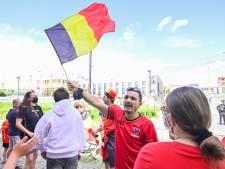 La Belgique et l'Italie en quarts de finale de l'Euro: bilan de la police de Charleroi