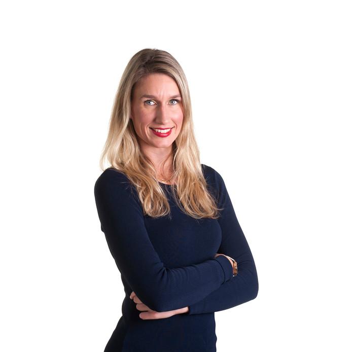 Irene van den Berg.
