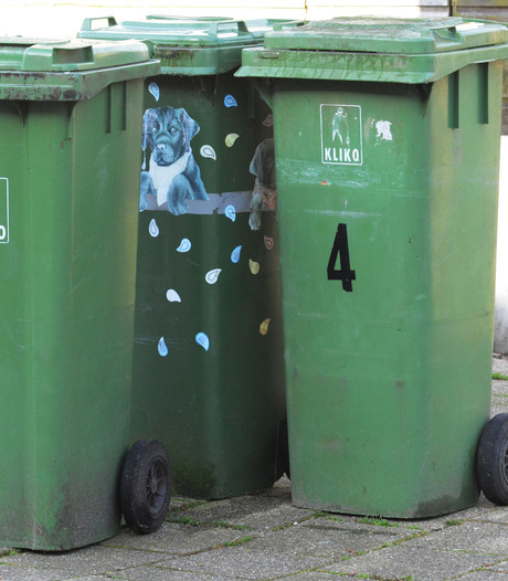 Rekening voor afval gaat weer omhoog in Rivierenland