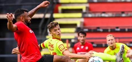 Talenten van KV Mechelen in beeld bij Helmond Sport