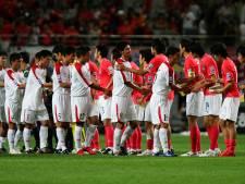 Beladen voetbalwedstrijd Noord- en Zuid-Korea na 30 jaar weer in Pyongyang