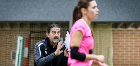 Avondklok: wedstrijd van volleybalsters FAST eerder op de dag