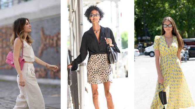Eindelijk stijgt het kwik weer. Moderedacteur David tipt de beste 'hot in the city' looks van fashionista's en verklapt hoe ze zelf kan creëren