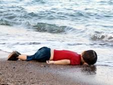 Verdronken jongetje geeft vluchteling een nieuw gezicht