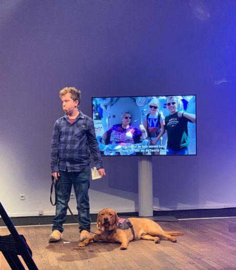 Hessel (11) uit Losser geen kinderambassadeur, maar hij gaat door: 'Hele wereld zou moeten zijn als Zwarte Cross'