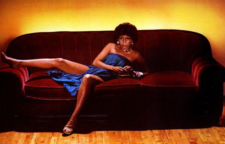 Minnie Riperton scoorde een nummer 1-hit met 'Lovin' You'.  Beeld Redferns