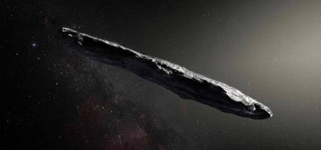 Unicum: Rotsblok van buiten ons zonnestelsel op bezoek