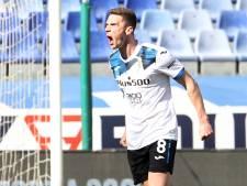Atalanta met De Roon en scorende Gosens naast Juventus na derde zege op rij