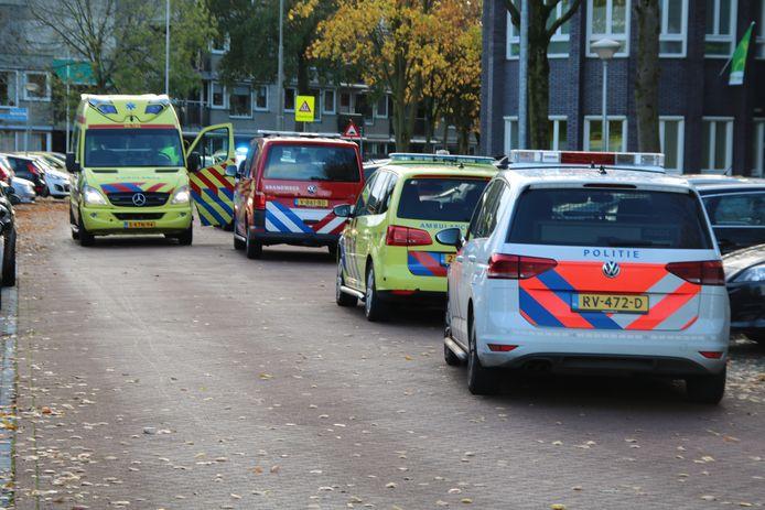Toegesnelde hulpdiensten brachten het kindje naar het ziekenhuis, waar het later overleed.