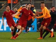 AS Roma presteert 'onmogelijke' en schakelt Barcelona uit